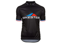 Bikester Basic Team Jersey Heren zwart